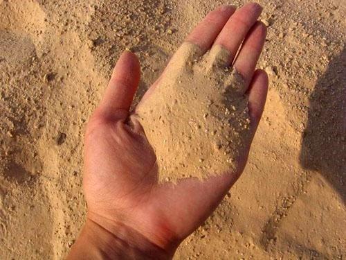 сеянный песок